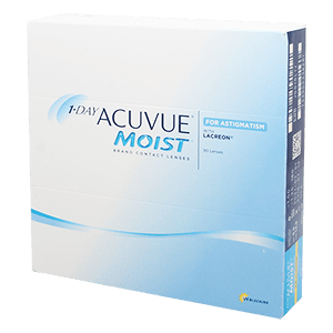 1-Day Acuvue Moist for Astigmatism 90 product image