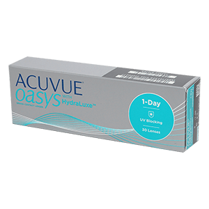 1-Day Acuvue Oasys with Hydraluxe 30 product image