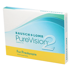 PureVision 2 for Presbyopia 3 product image