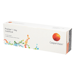 Proclear 1-Day Multifocal 30