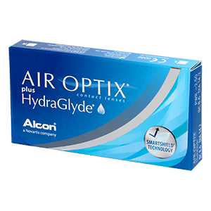 Air Optix plus Hydraglyde 6 product image