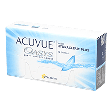 Acuvue Oasys 12 product image