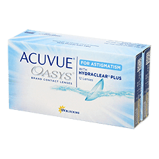 Acuvue Oasys for Astigmatism 12 product image