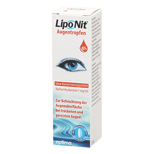 Lipo Nit Augentropfen (10 ml) product image