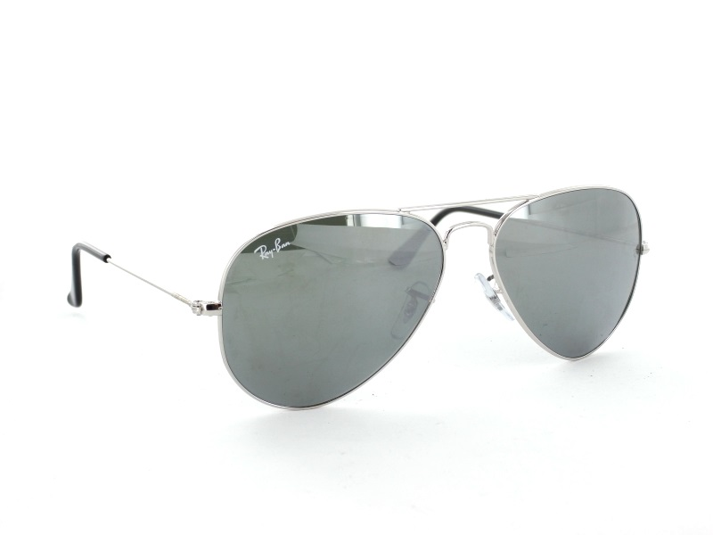 Ray Ban RB3025 W3277 58  Large Aviator Pilotenbrille