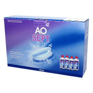 AOSEPT PLUS 4x360ml product image