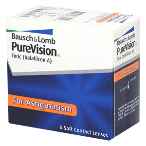 PureVision Toric 6 product image