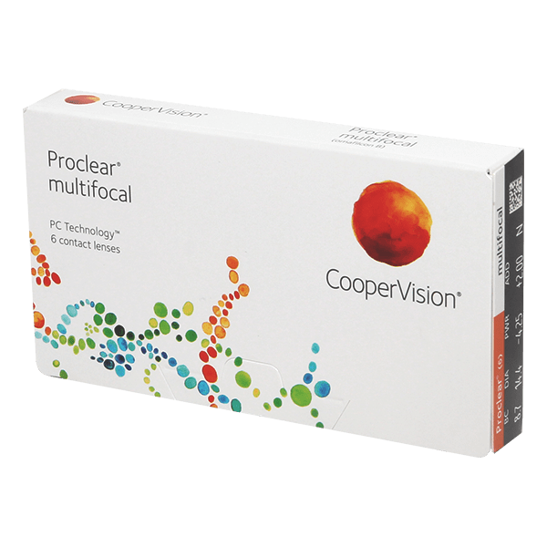 Proclear Multifocal 6
