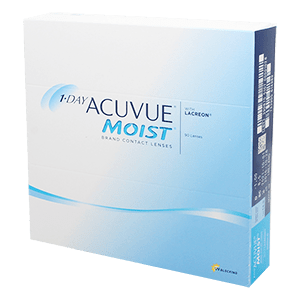 1-Day Acuvue Moist 90 product image