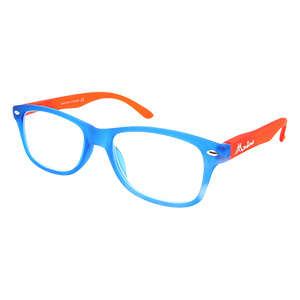 Reading Glasses Montana blue red