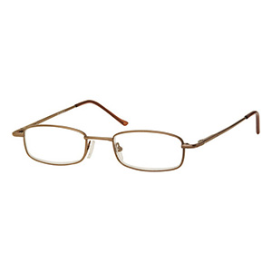 Reading Glasses Quebec brown