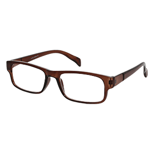 Reading Glasses San Francisco Brown