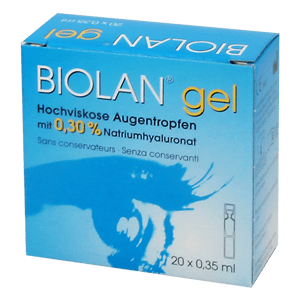 Biolan Gel Teardrops 20x0.35ml product image