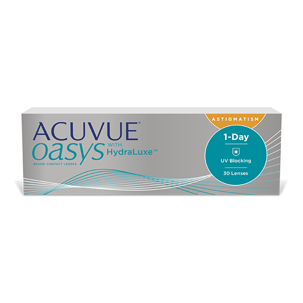 1-Day Oasys for Astigmatism 30 product image