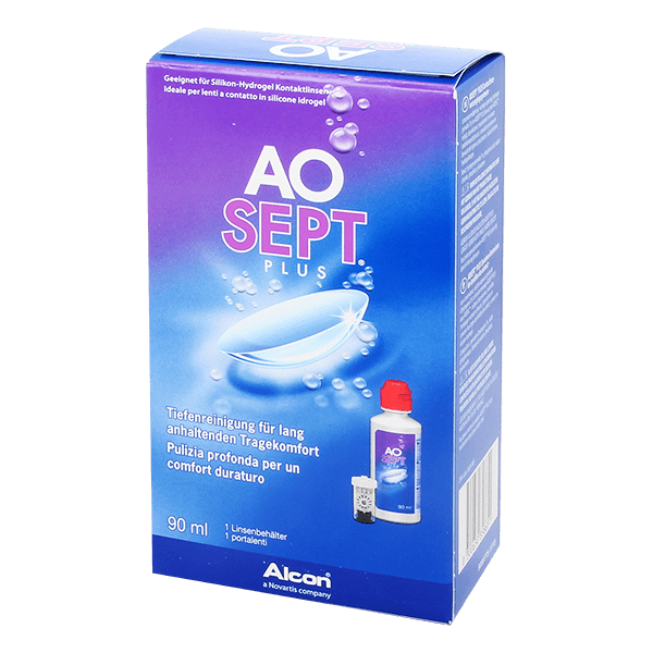 AOSEPT PLUS 90ml Reisepack