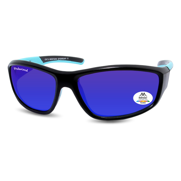 Sportbrille Outdoor Fancy Blue