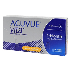 Acuvue Vita for Astigmatism product image