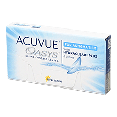 Acuvue Oasys for Astigmatism 6 product image