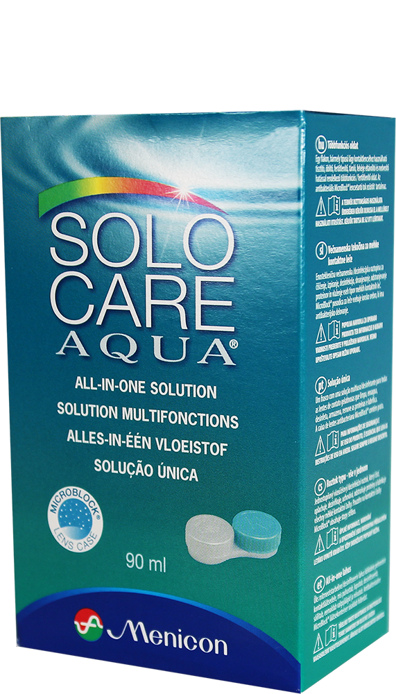Solo Care Aqua Reisepack 90ml product image