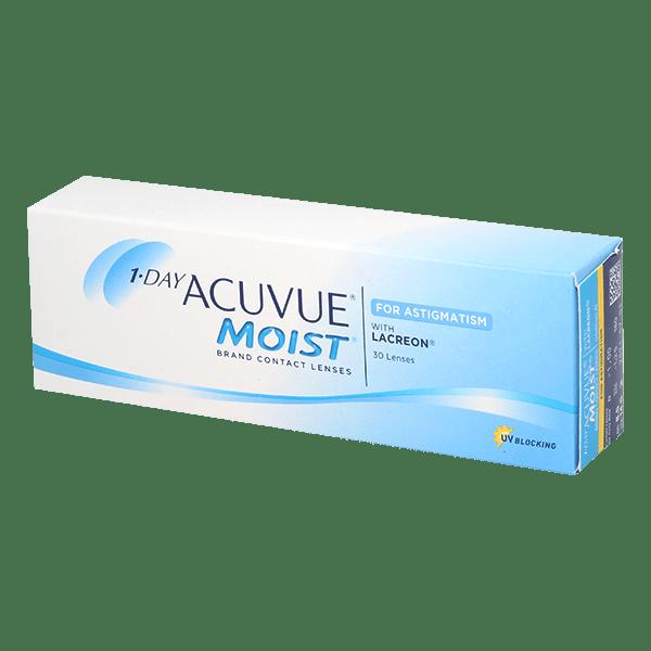 1 day acuvue moist 30 for astigmatism kontaktlinsen. Black Bedroom Furniture Sets. Home Design Ideas