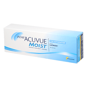 1-Day Acuvue Moist 30 for Astigmatism
