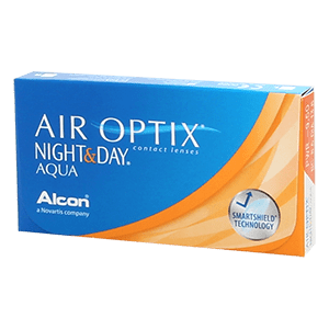 Air Optix Night and Day Aqua 6 product image