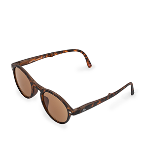 Foldable reading sunglasses Clever Leopard product image