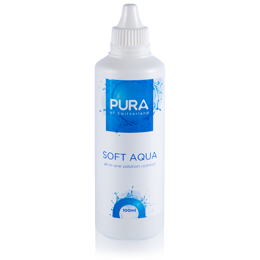 PuraSoft Aqua 100ml