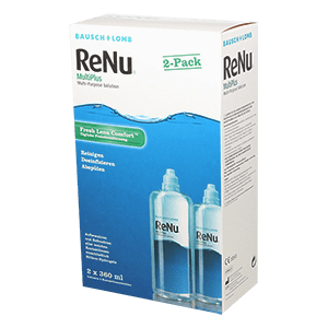 ReNu MultiPlus Twinbox - 2 x 360ml