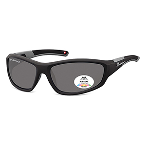 Sportbrille Outdoor Fancy Black