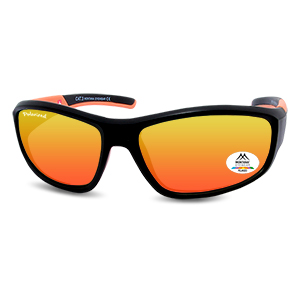 Sportbrille Outdoor Fancy Orange