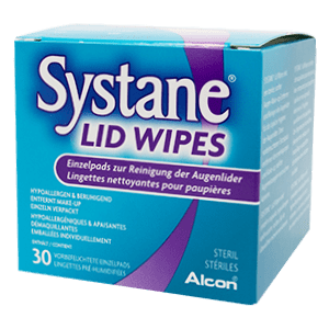 SYSTANE Lid Wipes 30 pcs