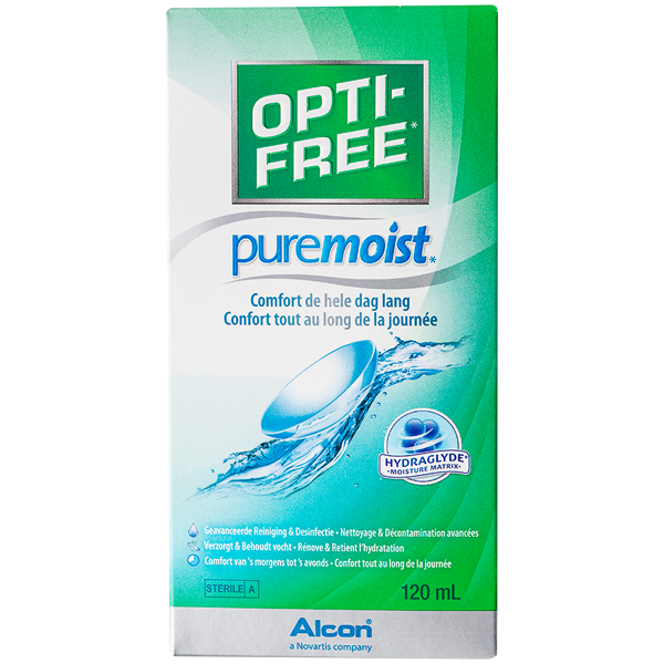 OptiFree PureMoist 120ml