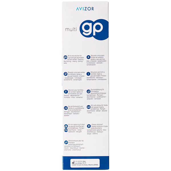 Avizor GP Multi 240ml All-in-One Lösung