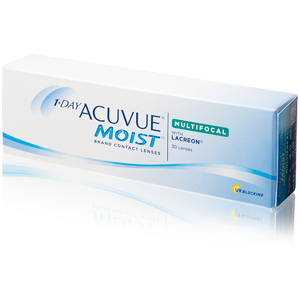 1-Day Acuvue Moist Multifocal 30