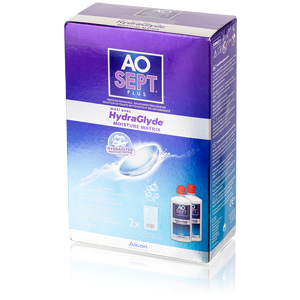AOSEPT PLUS mit HydraGlyde - 2 x 360ml